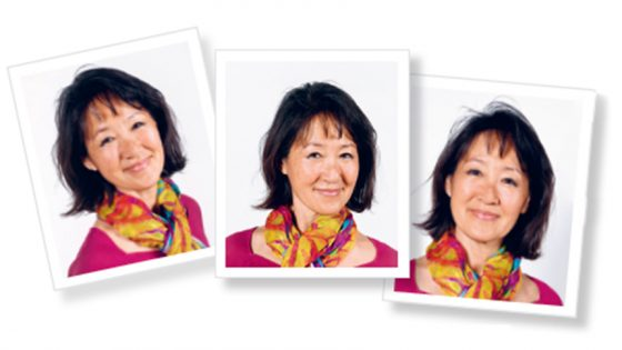 Portrait du Prof Aki Kawasaki